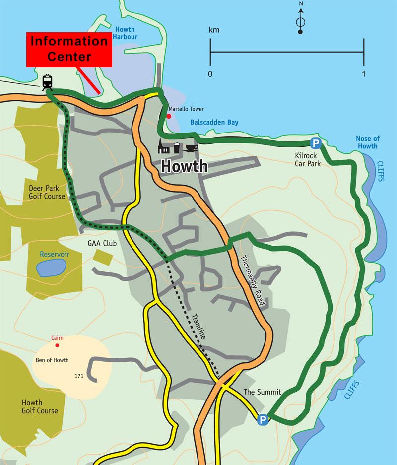 Camino Training - Howth Walking Trail