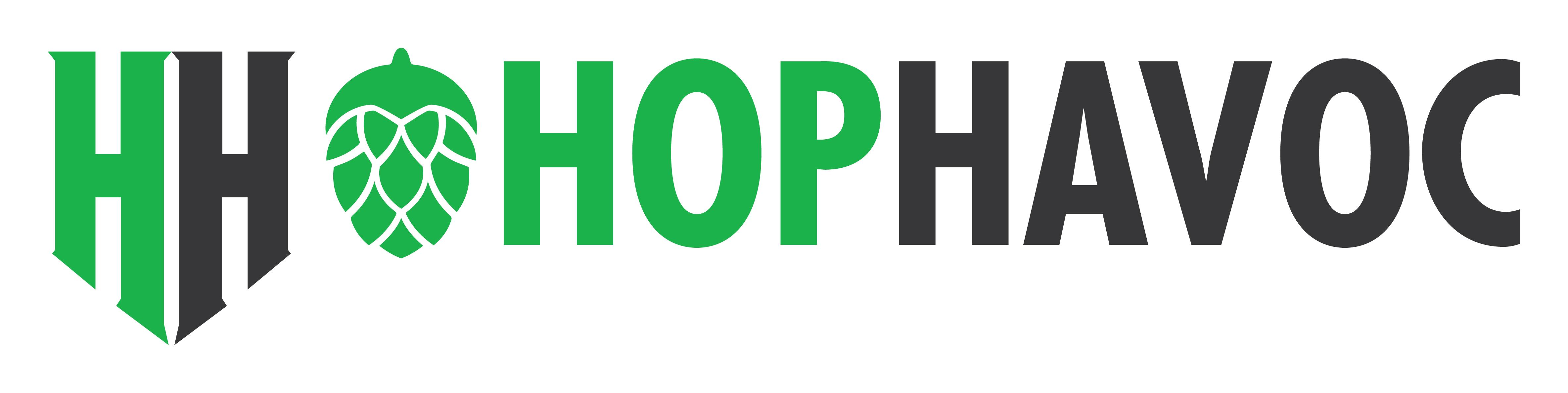 Hop Havoc Horizontal Logo