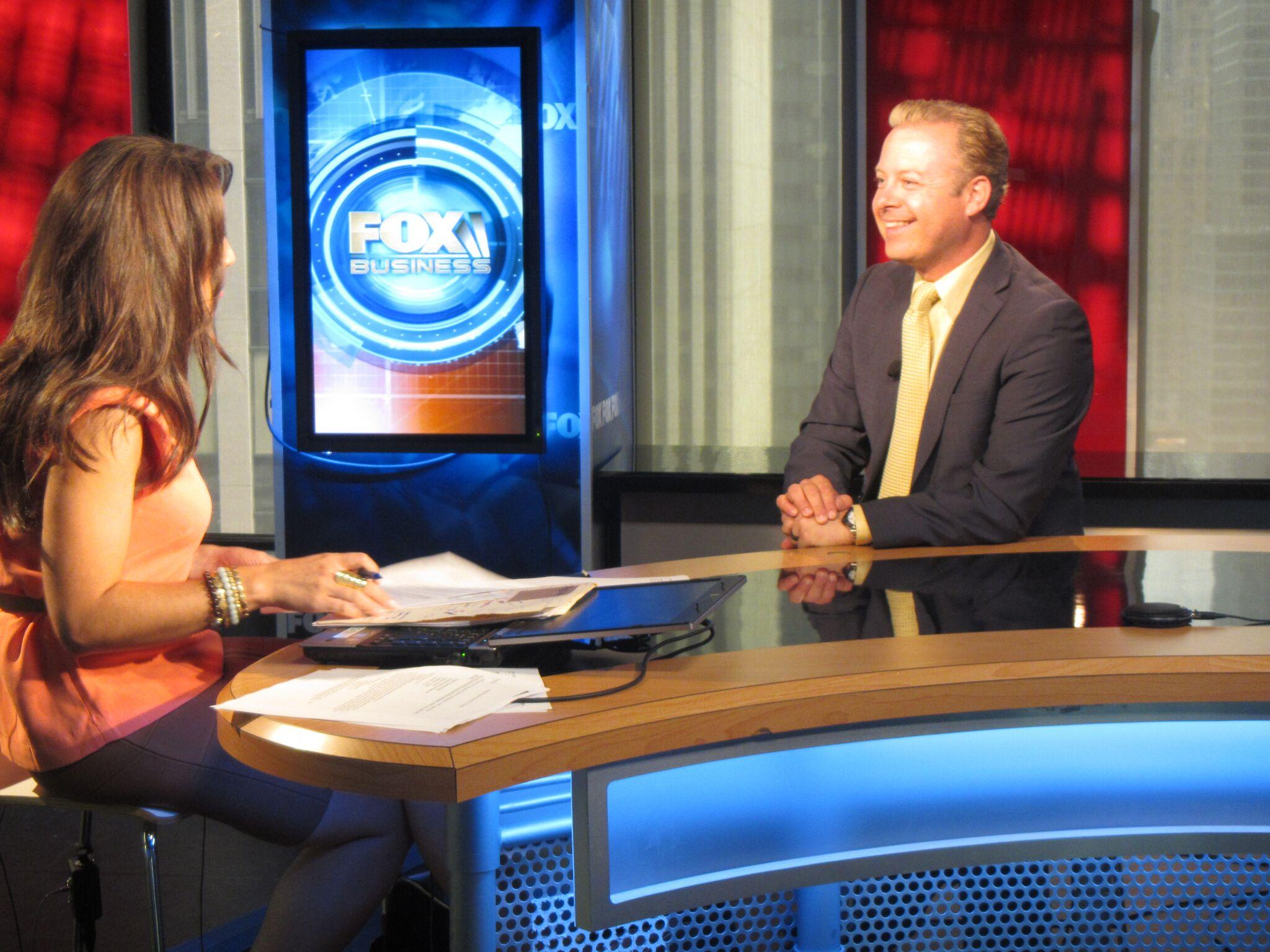 Douglas Vermeeren on FOX Business