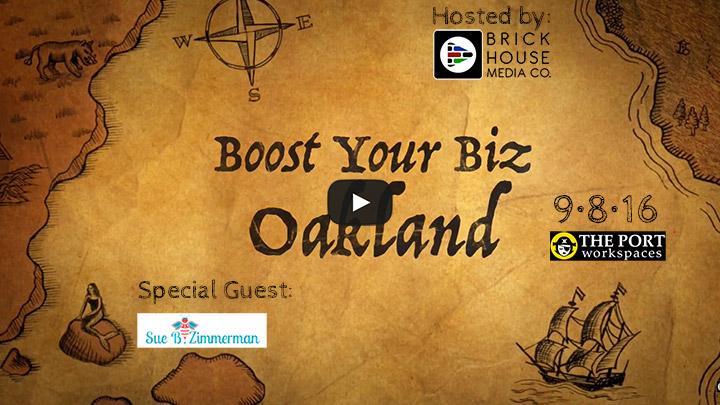 Boost Your Biz Oakland