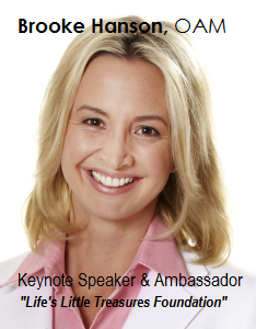 Brooke Hanson OAM - Olympic Medallist, Speaker & Ambassador, LLTF