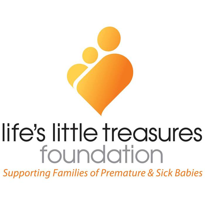 Life's Little Treasures Foundation #IWD2018 charity partner