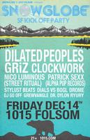 OFFICIAL SNOWGLOBE PREPARTY