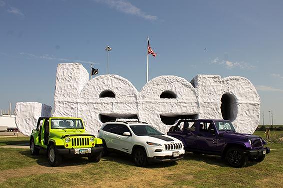 Jeep toledo assembly 2