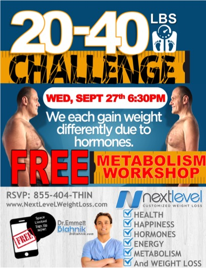 Next Level Weight Loss Rockford Workshop