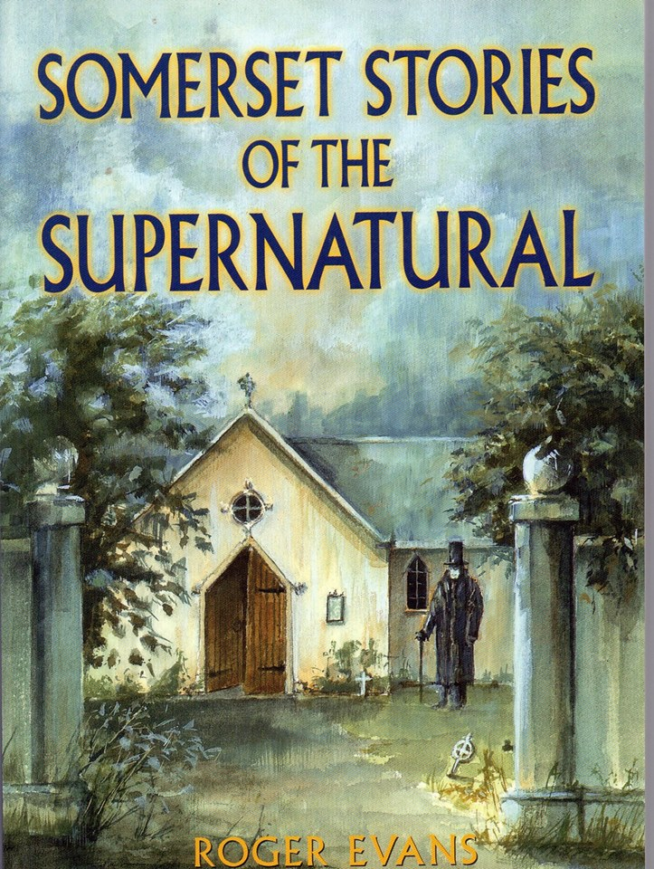 Somerset Stories of the Supernatural Book  Cover