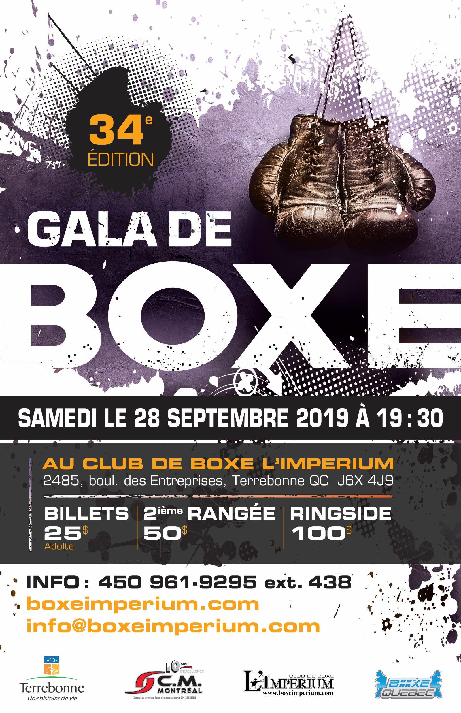 34e Gala de Boxe de l'Imperium_details