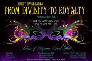 Simply Divine Ladies From Divinity to Royalty