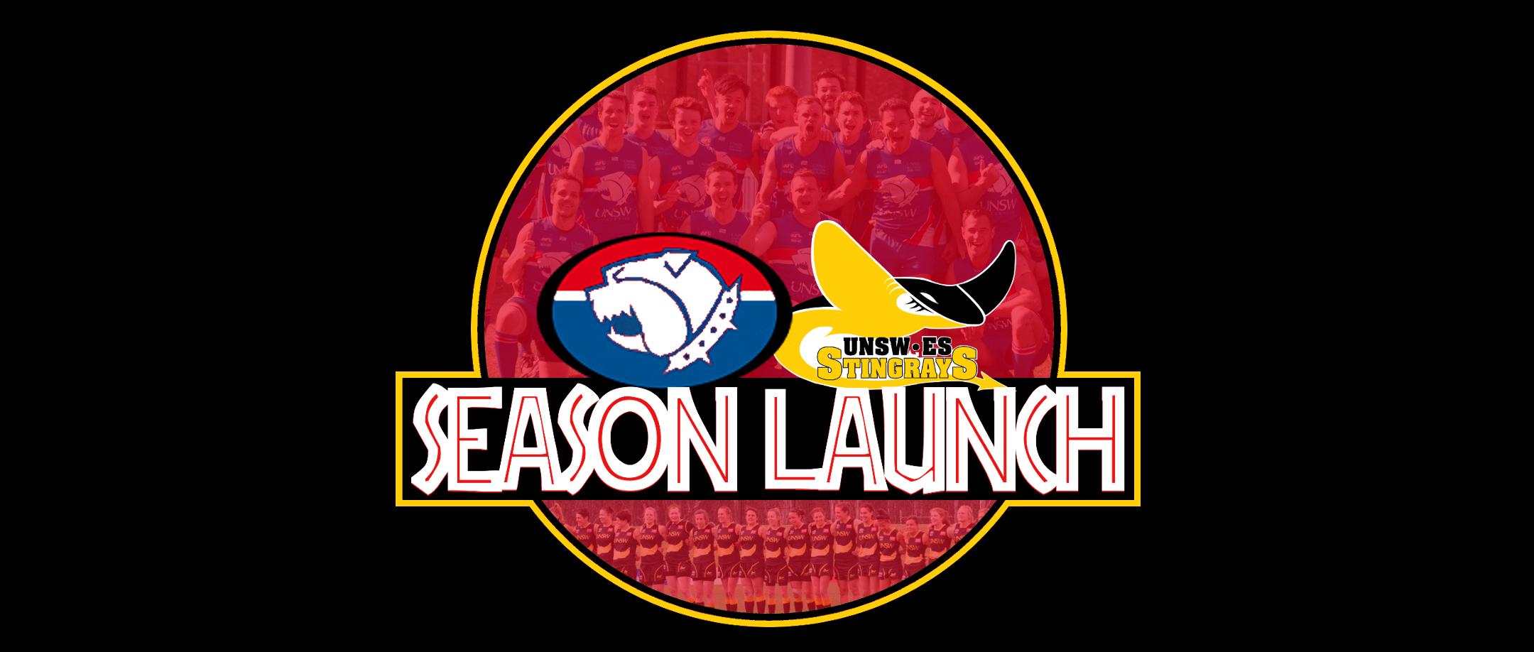 UNSW-ES AFL Club Season Launch 2016