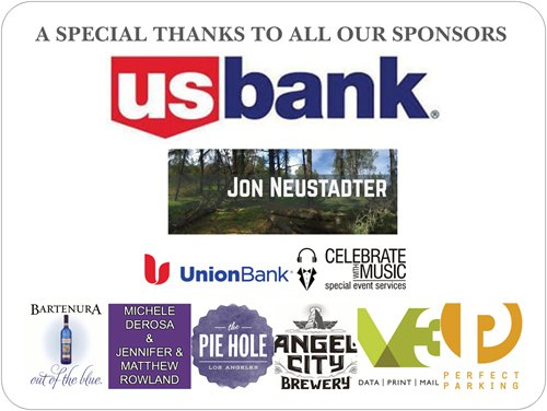 2018 Bridge Awards Sponsors