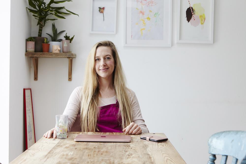 Annie Ridout, The Freelance Mum