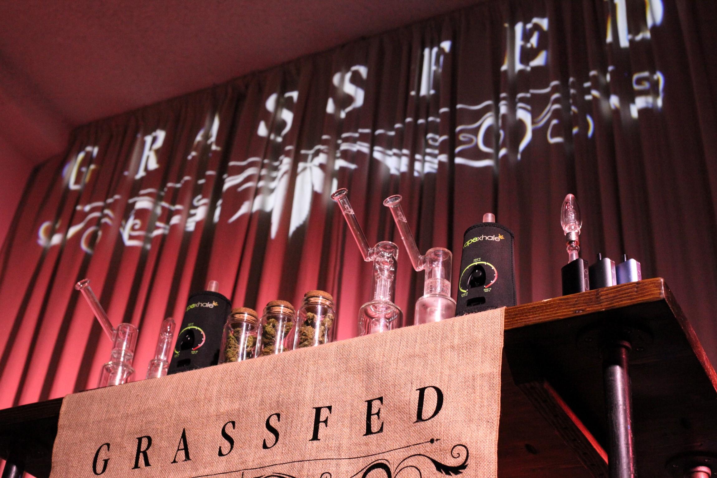 Grassfed Vape Bar