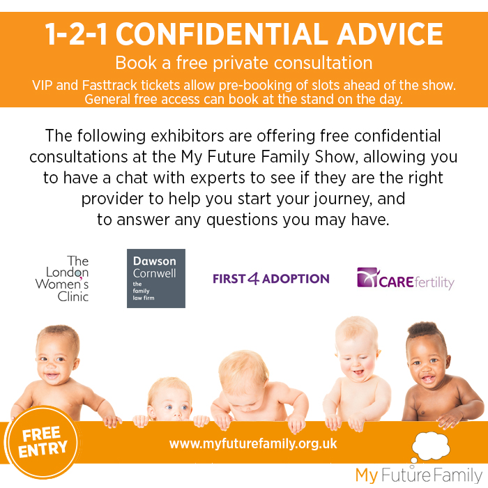1-2-1 Confidential Advice