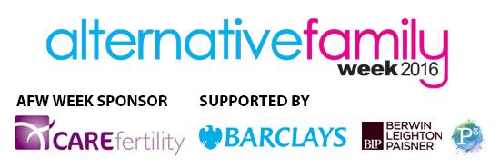 Alternative Family Week Sponsors