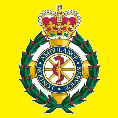 London Ambulances logo