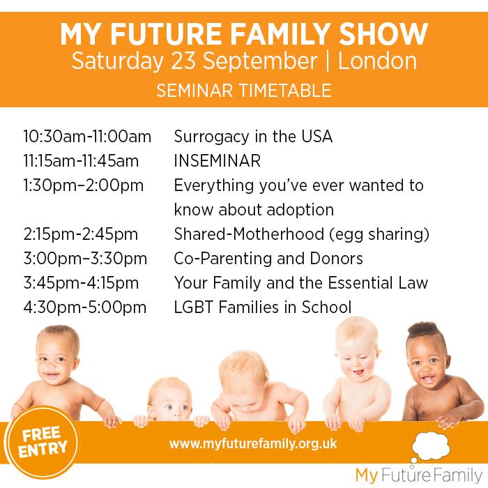 Seminar Timetable
