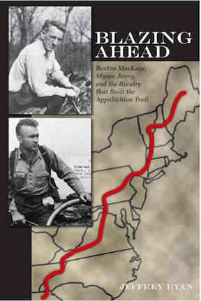 Blazing Ahead by Jeffrey Ryan book cover
