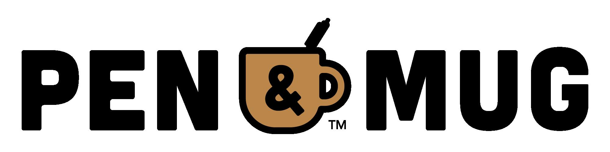 Pen and Mug Logo
