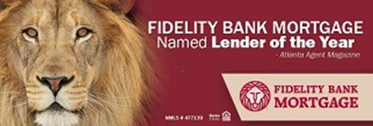 Fidelity Bank lender of the year