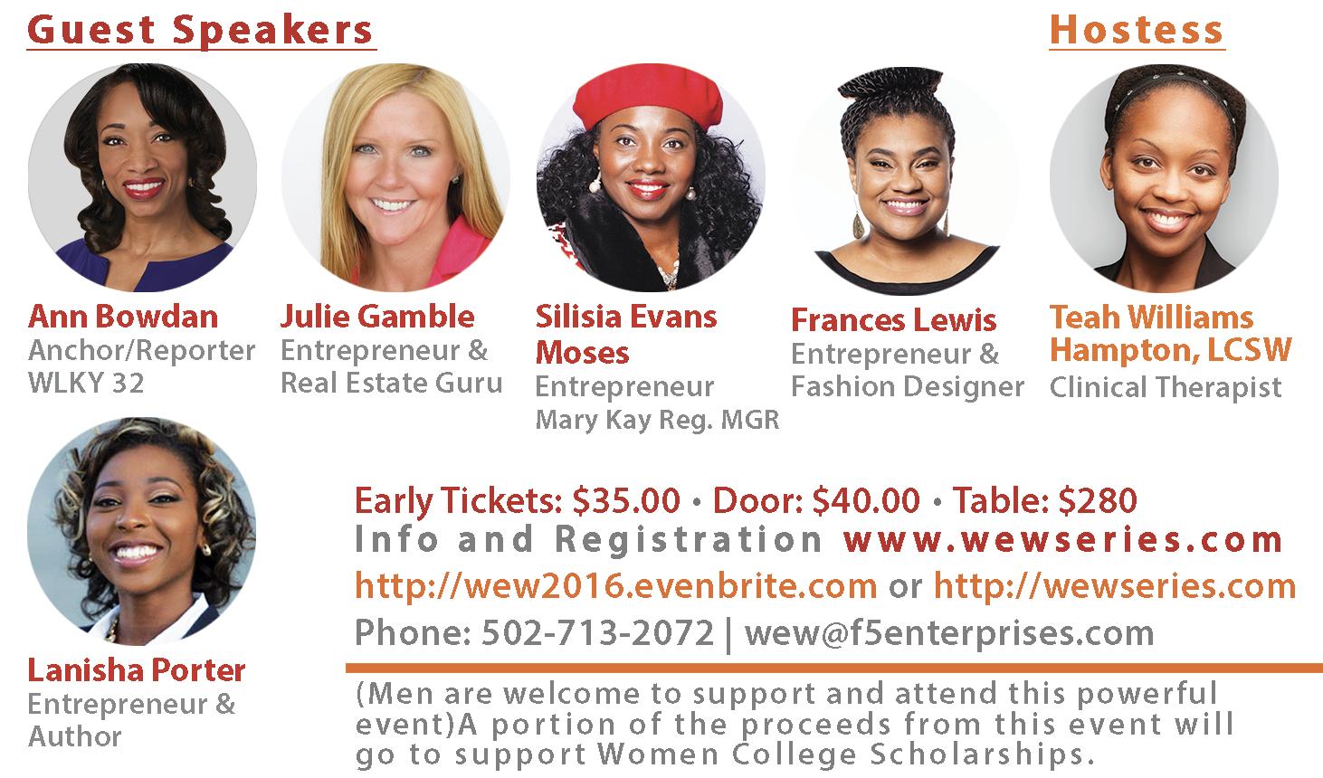 Women Empowering Women Breakfast Series