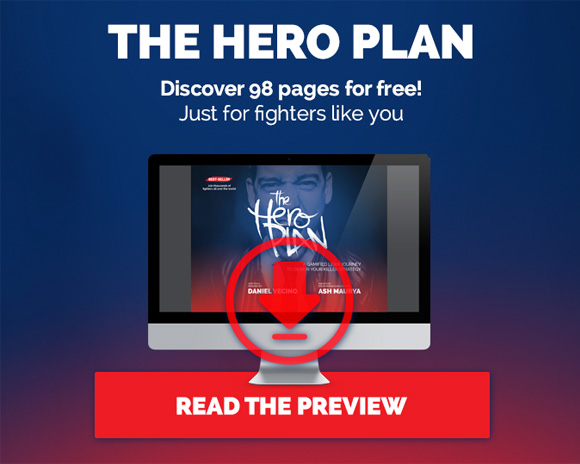 Read The Hero Plan preview now!