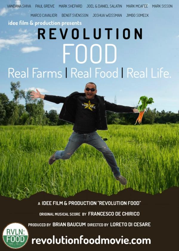 Revolution Food Movie Poster