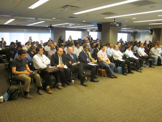 Hadoop in Finance Day New York