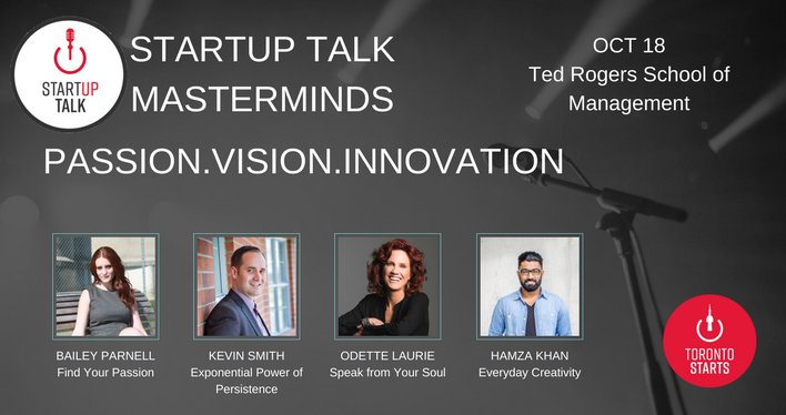 Startup Talk Masterminds