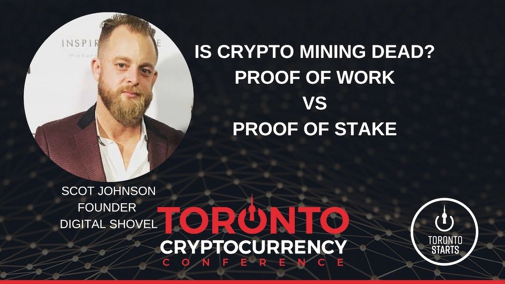Is Crypto Mining Dead?  Proof of Stake vs Proof of Work