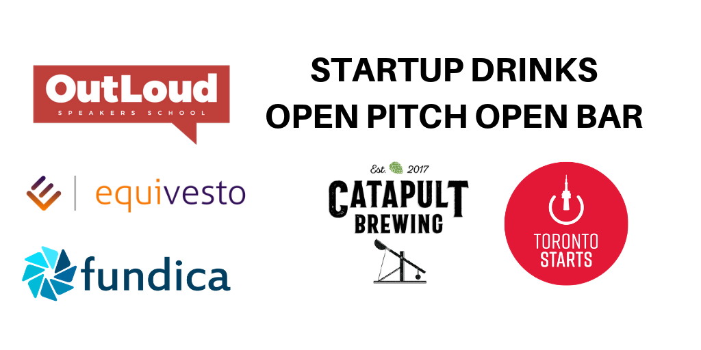STARTUP DRINKS SPECIAL GUESTS