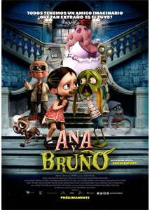 Ana Y Bruno Film Poster