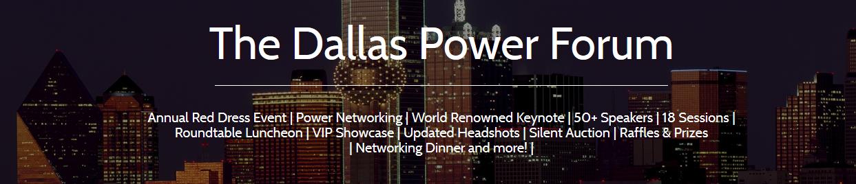 Dallas Power Forum