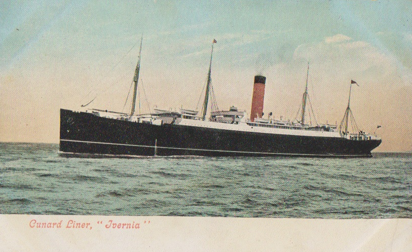 SS Ivernia