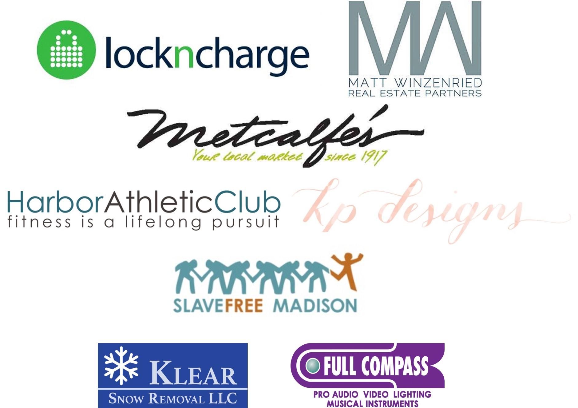 Madison Sponsor Logos