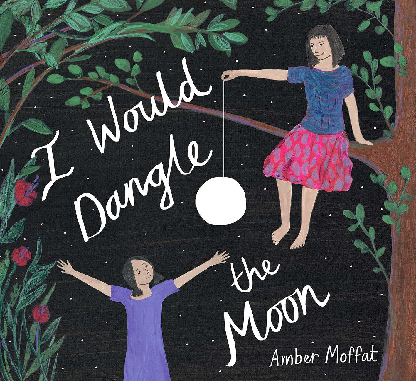 I Would Dangle the Moon cover