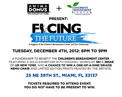 Facing the Future benefitting the Children's Bereavement Center