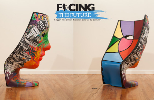 Nemo Painted Chair