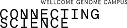 Wellcome Genome Campus Connecting Science logo