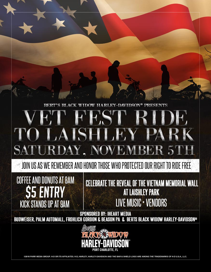 vet fest ride tickets, sat, nov 5, 2016 at 8:00 am | eventbrite