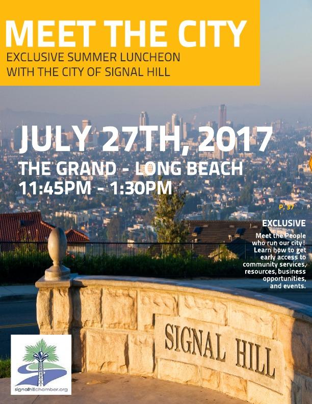 Meet the City: City of Signal Hill