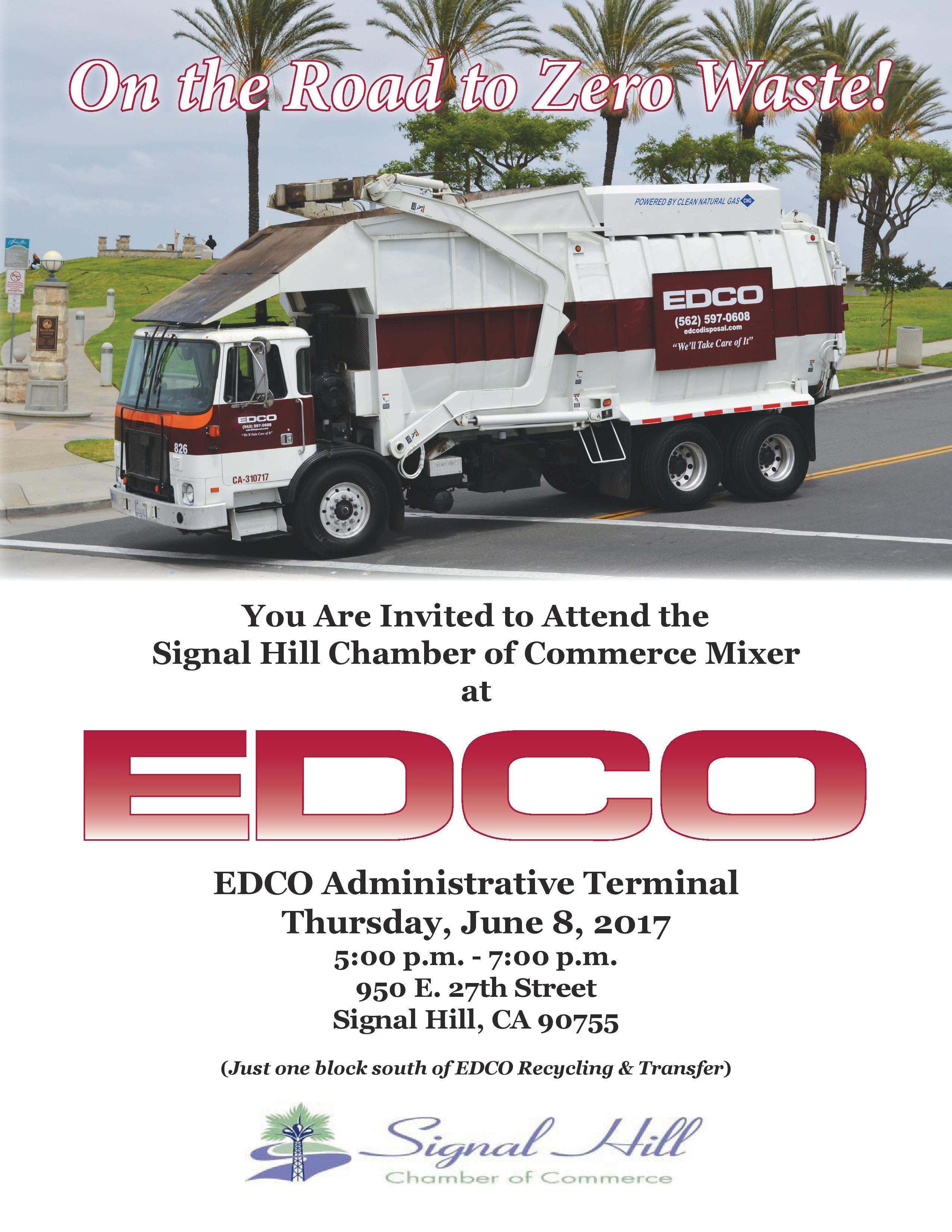 EDCO host Chamber Networking Mixer!