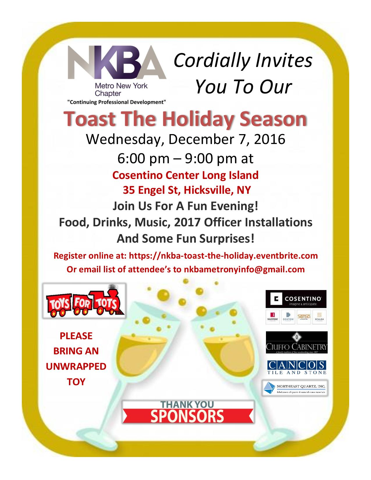 NKBA Holiday party