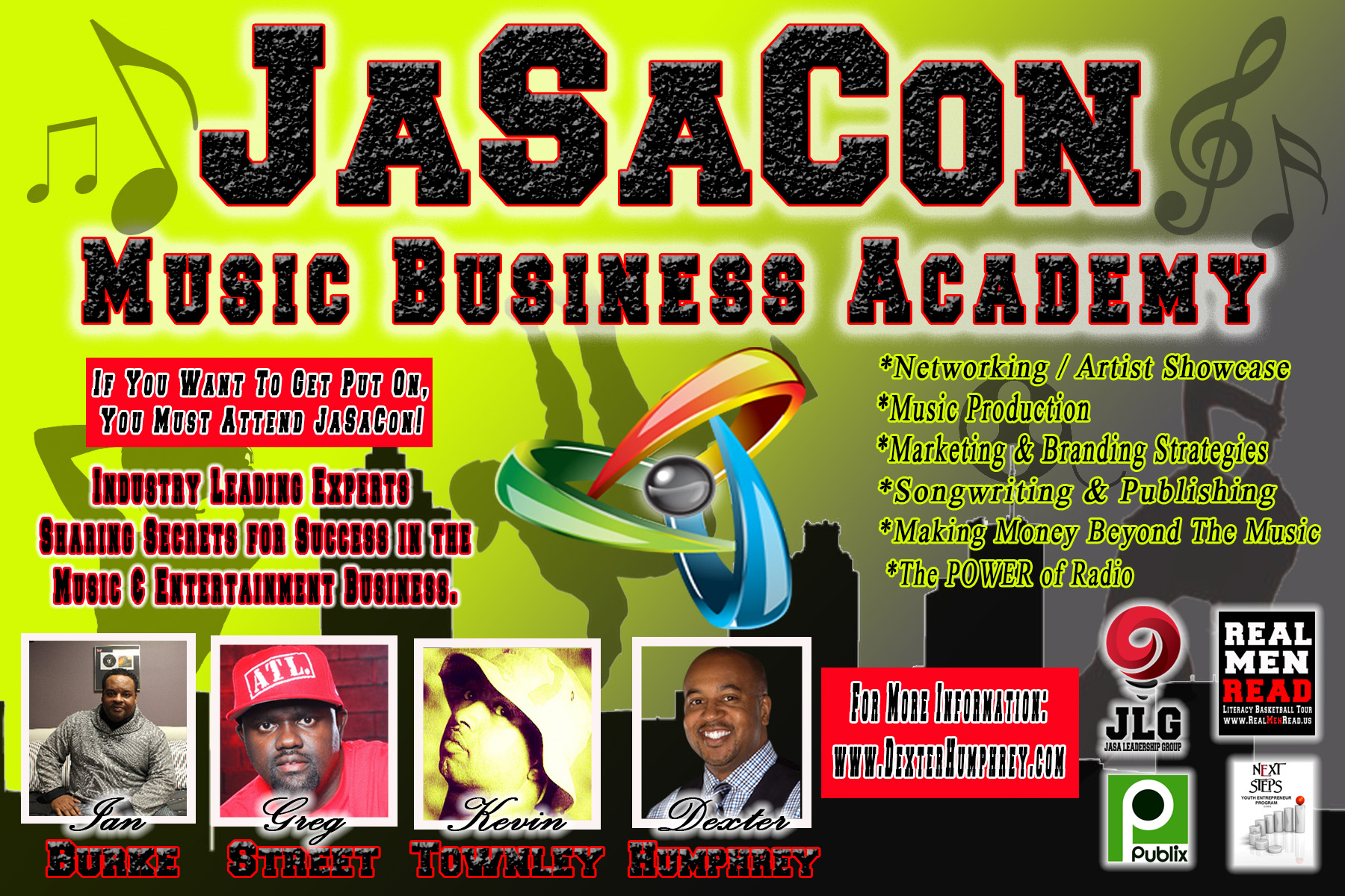 JaSaCon Music Business Academy I rev