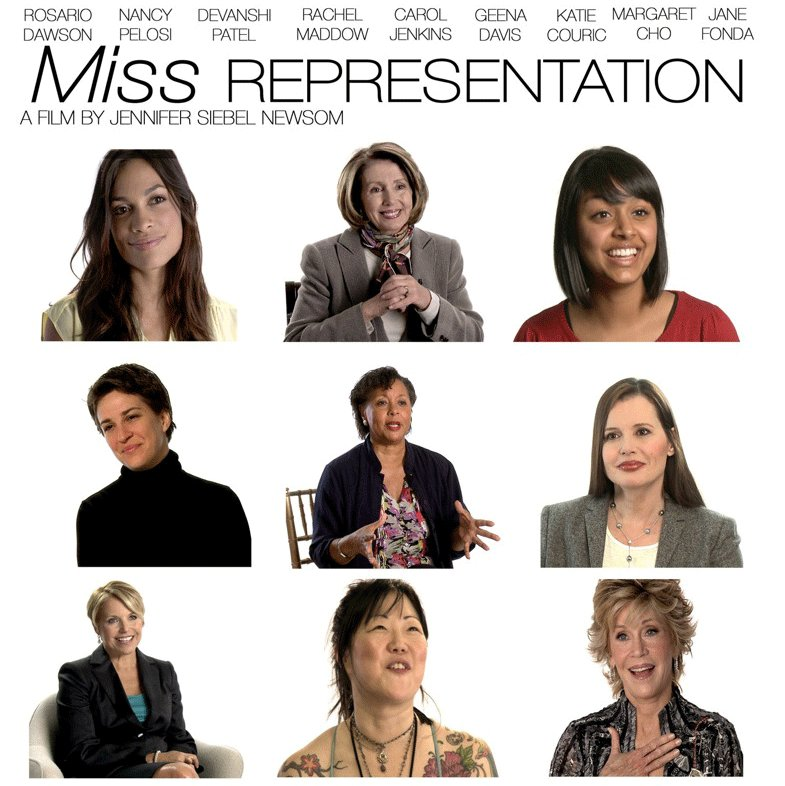 Miss Representation Women