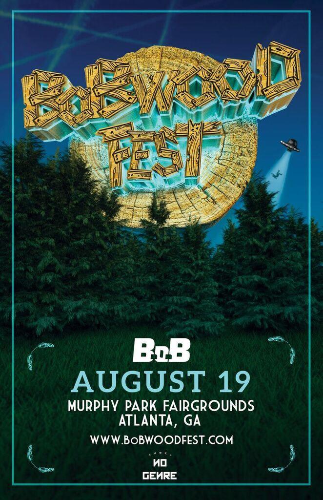 BoBwood Fest 2017 - Marketing by RockLan One