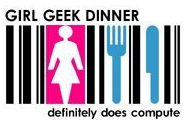 Girls Geek Dinner logo