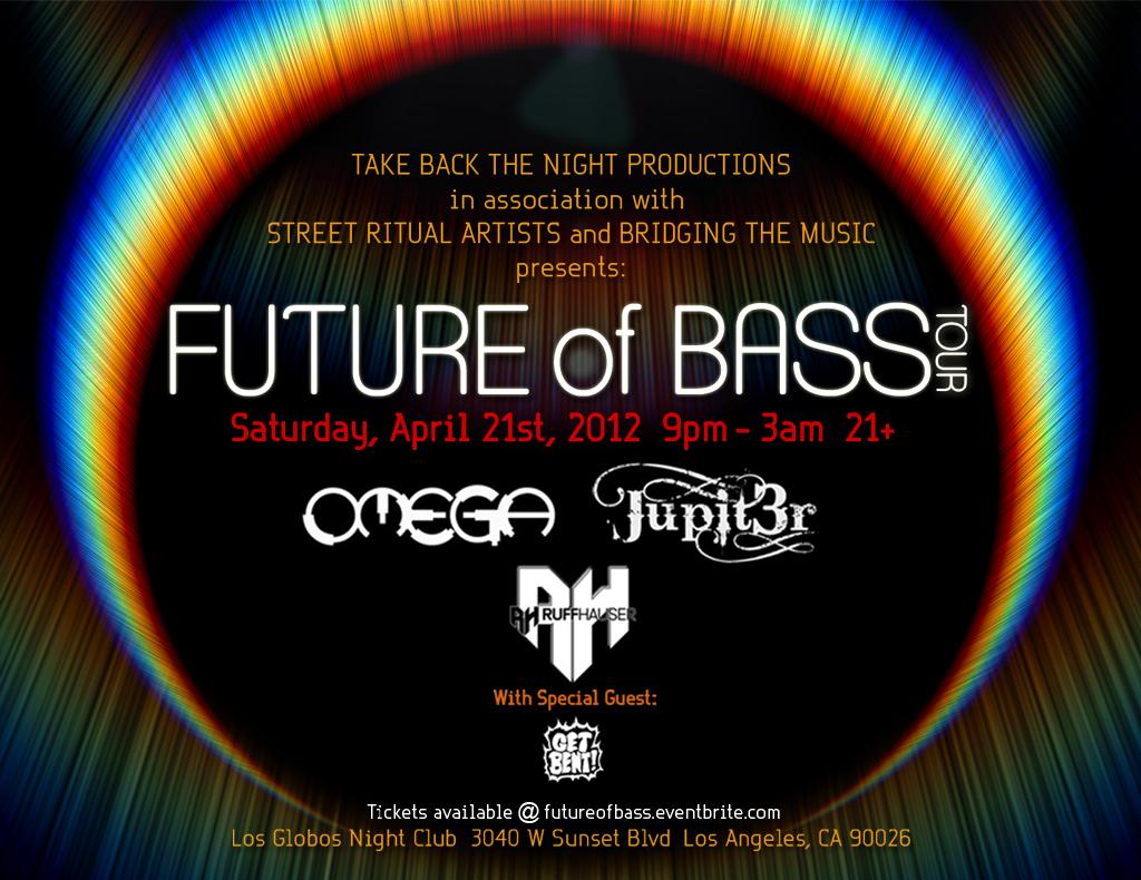 Future of Bass Flier