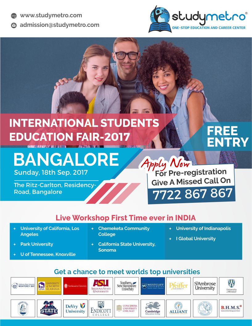 ISEF-2017 Bangalore