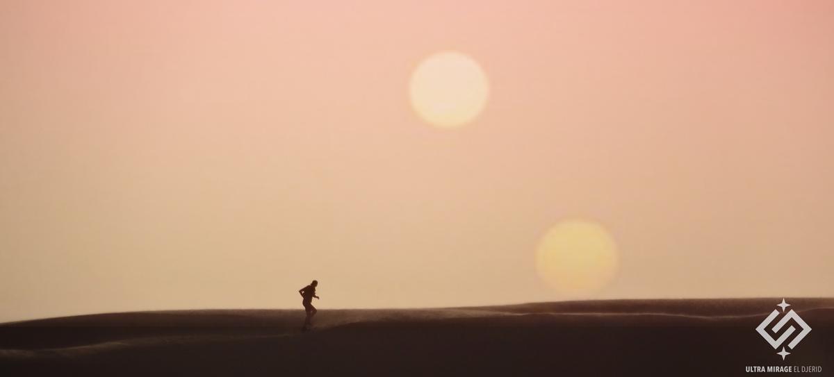 Tatooine Running !