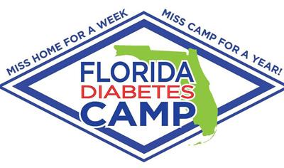 Florida Diabetes Camp Logo